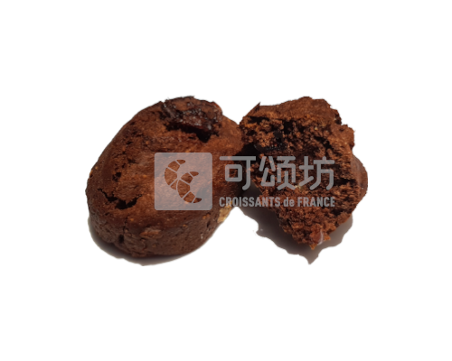 巧克力司康Scone_chocolate